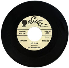 "THE NIGHTRIDERS  ""ST. LOO""    R&B CLASSIC"