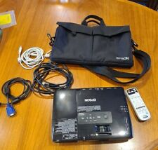 New listing Epson PowerLite 1761W 3Lcd movie Projectorwith Remote H478A Open box bundle