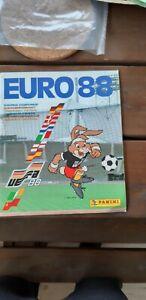 Album Euro 88 Panini completo
