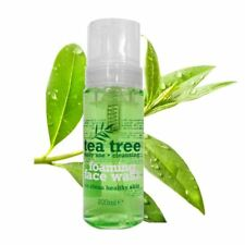 Tea Free Foaming Face Wash 200ml Daily Use Cleansing Healthy Clean Clear Skin