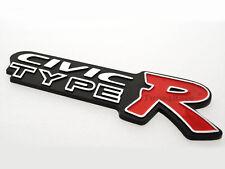 Honda Civic type r emblem logo badge Sticker decal JDM Brand New