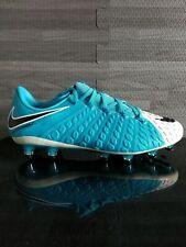 Nike Hypervenom Phantom III AG ACC Flyknit Soccer Cleat 852566-104 Mens Size 6.5