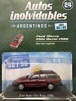 Ford Sierra Ghia Rural (1988) Diecast 1:43 Argentina Modern Cars 80/90