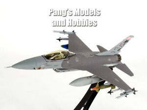 F-16 (F-16C) Falcon - 160th FS - USAF ANG - Display Stand 1/72 Diecast Model