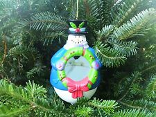 SNOWMAN live Christmas Tree Waterer, new