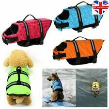 More details for pet dog life jacket swimming float vest reflective buoyancy sailing aid xs-xl uk