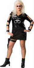 DOG THE BOUNTY HUNTER BETH COSTUME DRESS WIG GLASSES KNIFE HANDCUFF RU16984