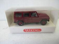 Wiking 1/87 266 01 13 Mercedes 230 GE  WS3109