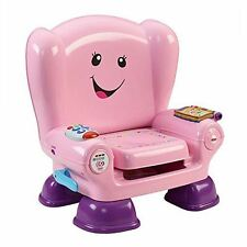 Fisher Price Laugh & Learn Smart Stages Chair Pink Sounds Interactive 12m+