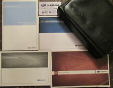 2008 Subaru Impreza Owners Manual Complete with  Logo Case , FREE SHIPPING