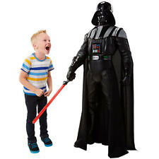 Darth Vader 48 inches Tall Figure Jakks Big-Figs Colossal Star Wars Boys Toys