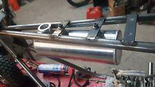 Mini Bike Aluminum gas tank 4x11 or 4x10