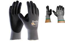 G Tek Maxiflex 34 874 Pip Seamless Knit Nylon Gloves Choose Size Sm Xl