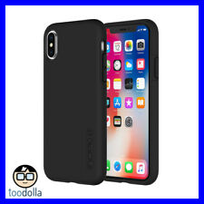 Incipio DualPro Dual Layer Protection Case for Apple iPhone X - Black