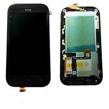 VITRE TACTILE + ECRAN LCD ORIGINAL + CHASSIS POUR HTC ONE SV C525E