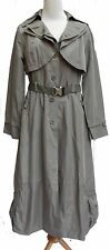 FRANSTYLE Gorgeous Boutique Lagenlook Style Olive Coat SIZE T2 - 10/12