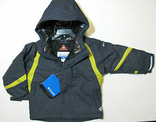 Columbia Toddler Boys 3T Renegade Warmth Jacket Coat Omni Heat-BLUE NWT