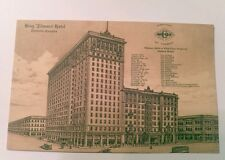King Edward Hotel Toronto Canada Postcard vintage famous 1st Class modern Hotel