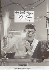 JERRY LEWIS Signed 12x8 Photo Display THE NUTTY PROFESSOR COA