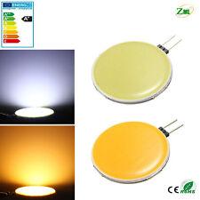 G4 LED COB 12 V Lampada faretto 5W 8W 10W 15W Bianco freddo/caldo 18 30 63 leds