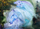 ENCHANTED WATERS  8x10 HORSE Print from Artist Sherry Shipley