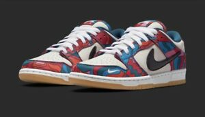 Nike SB Dunk Low Parra Abstract Art Order Confirmed Size 12
