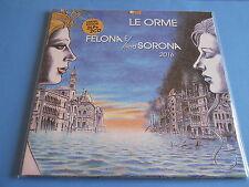 LP ITALIAN PROG LE ORME FELONA e/and SORONA 2016 - 2 LP + 2 CD