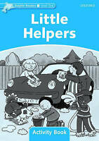 Dolphin Readers Level 1: Little Helpers Activity Book by Wright, Craig, NEW Book