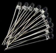 10 x 5mm IR LED Infrared 940nm Light Emitting Diode Lamp Water Clear