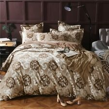 Duvet Cover Set Jacquard Bedding Set Bedsheet Pillowcase Duvet Cover Bed Quilt