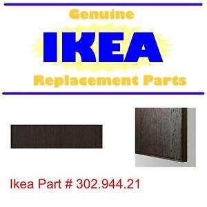 "IKEA EKESTAD Kitchen Cabinet Drawer Front 302.944.21 brown 24""X5"" New In Box"