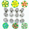 12Pc Russian Tulip Flower Cake Icing Piping Nozzles Decor Tips Baking Tools Mold