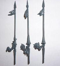 Vampire Counts Black Knights Lances x 3 - G386