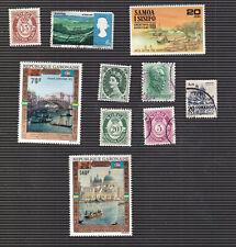 Deceased Estate World Stamp Mix Rare Qty 10   [WR8]