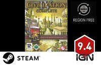 Sid Meier's Civilization IV Complete Edition [PC] Steam Download Key