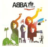 ABBA - THE ALBUM - 1st Press CD 1984 Blue Polar Sweden