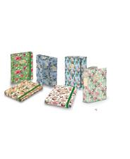 Cartella progetti con Elastico 24x34cm dorso 7cm Pigna Nature Flowers56707pignac