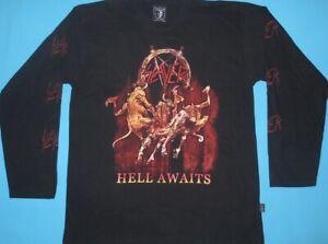 Slayer - Hell Awaits T-shirt Long Sleeve