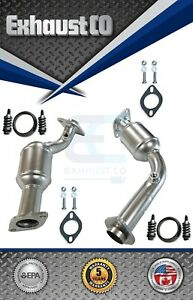 FITS: 2005-07 Ford Five Hundred 3.0L CATALYTIC CONVERTER SET D/S P/S