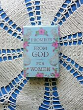 PROMISES FROM GOD For WOMAN,101 Blessings..  Sealed in NEW Box