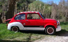 162071 Abarth Fiat 600 Wall Print Poster Affiche