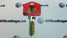 Chicago Blackhawks Keyblank WR5 (Weiser) Keyway