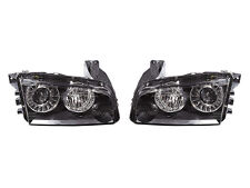 DEPO 08-10 Dodge Charger Replacement Headlight Set Left+Right Xenon New