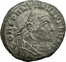CONSTANTINE I the GREAT 312AD Authentic Ancient Roman Coin SOL SUN  i76688