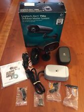 Logitech Alert 750e Outdoor Master System - USED - Tested and Reset