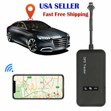 Mini Car Gps Tracker Real Time Vehicle Locator Gprs Gsm Network Tracking Device
