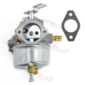 Carburetor For Tecumseh 640349 640052 8hp 8.5hp 9hp 10hp 10.5hp 11hp Engine Carb