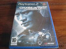 Spyhunter Nowhere to Run PRECINTADO PAL ESP PS2