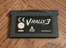 V Rally 3 Game Boy Advance