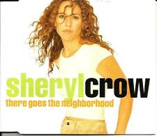 SHERYL CROW There Goes UNRELEASED & LIVE Europe CD single SEALED USA Seller 1998